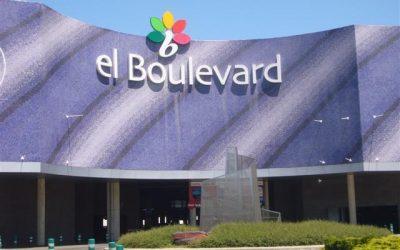 Sensibiliazación medioambiental EL CC «EL BOULEVARD» sostenible