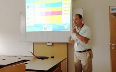 Gestionet participa en el VIII Congreso internacional de Ciencias Sociales y de la Educación celebrado en Praga
