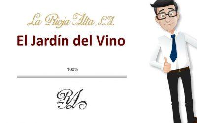 Gestionet presenta 'El Jardín del Vino' advergame desarrollado para La Rioja Alta, S.A. con motivo de su 125 aniversario