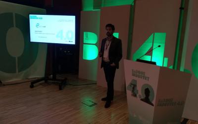 Gestionet estuvo presente en la quinta edición de Basque Industry 4.0