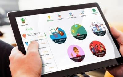 Gestionet colabora en el desarrollo de Kids & Skills para Bizkaia Talent