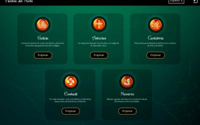 Gestionet lanza la app Vientos del Norte