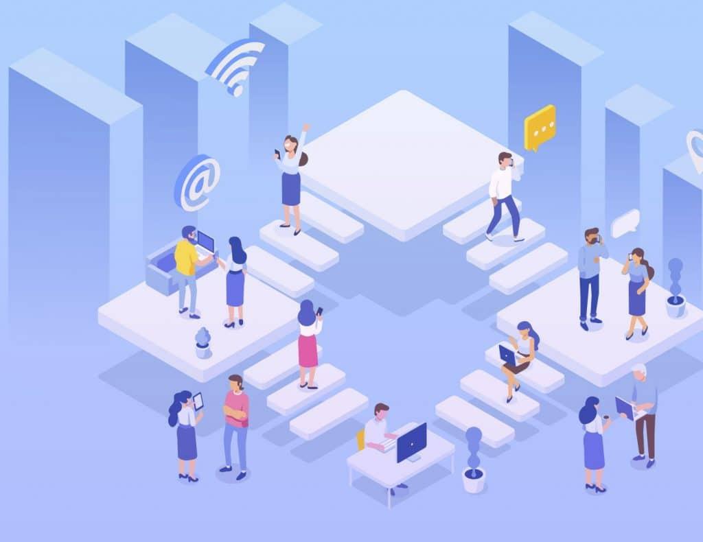 Desde Gestionet somos especialistas en el desarrollo de herramientas digitales para llevar a cabo la comunicación interna de las empresas.