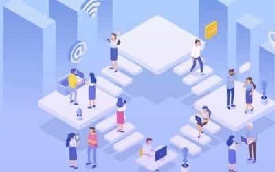 ¿Qué son las plataformas digitales de comunicación interna y qué ventajas tienen?