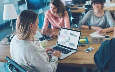 Los simuladores de negocios sirven para medir, evaluar y mejorar las competencias profesionales