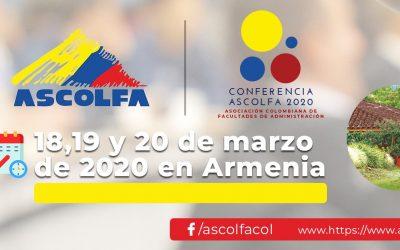 Gestionet acude a la Conferencia Ascolfa 2020