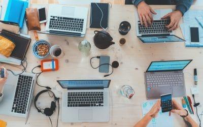Formación en la empresa: Digitalización de contenidos