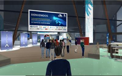 Gestionet participa en la Conferencia Internacional Virtual de Ascolfa