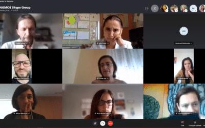Gestionet participa en la segunda reunión del proyecto YoungMob
