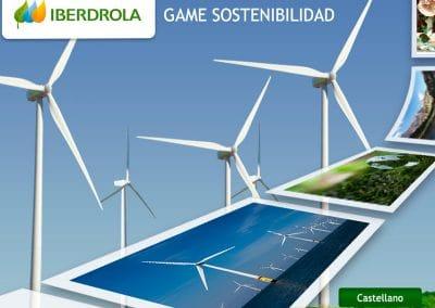 Plataforma de educación ambiental Iberdrola Game