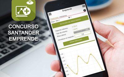 Concurso Santander Emprende MX