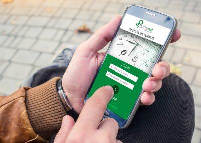 App de gestión para Industria 4.0