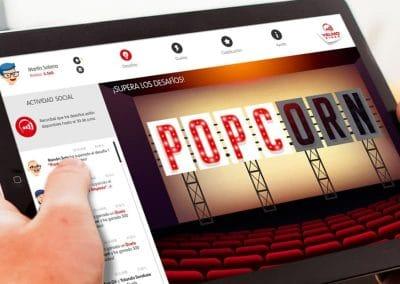 Yelmo Cines – Popcorn Learning