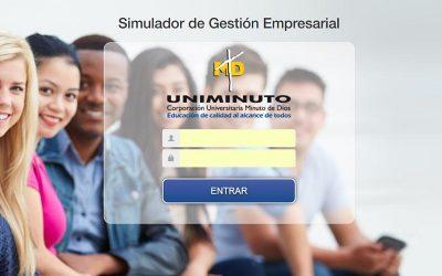 Simuladores empresariales para Universidades -Unimuto
