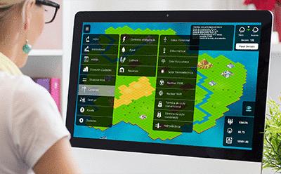 Simuladores empresariales para facilitar el aprendizaje y mejorar la experiencia formativa